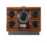 Watch-a-Round One Plus 4 Watchwinder Ebony