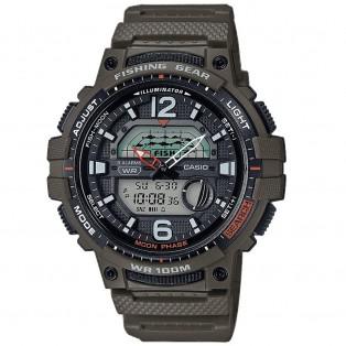 Casio WSC-1250H-3AVEF Fishing Gear Sporthorloge