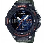 Casio Pro Trek WSD-F20A-GN Outdoor Smartwatch
