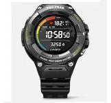 Casio Pro Trek WSD-F21HR-RD BKAGE Outdoor HRM Smartwatch 58 mm