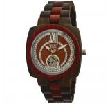GreenTime ZW071B Automatic Houten Horloge