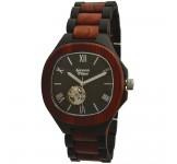 GreenTime ZW073B Automatic Houten Horloge