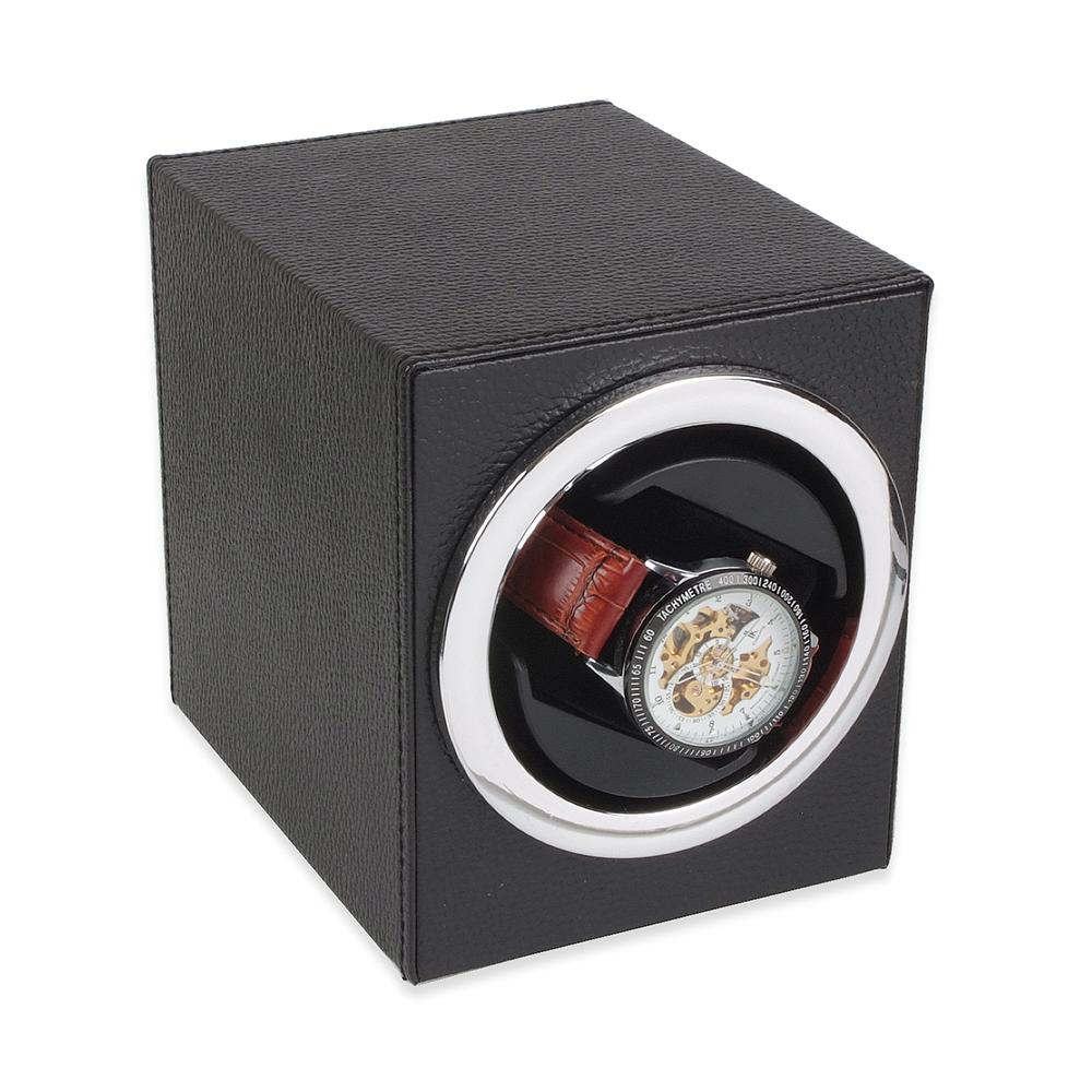Watch-a-round Battery Watchwinder Black