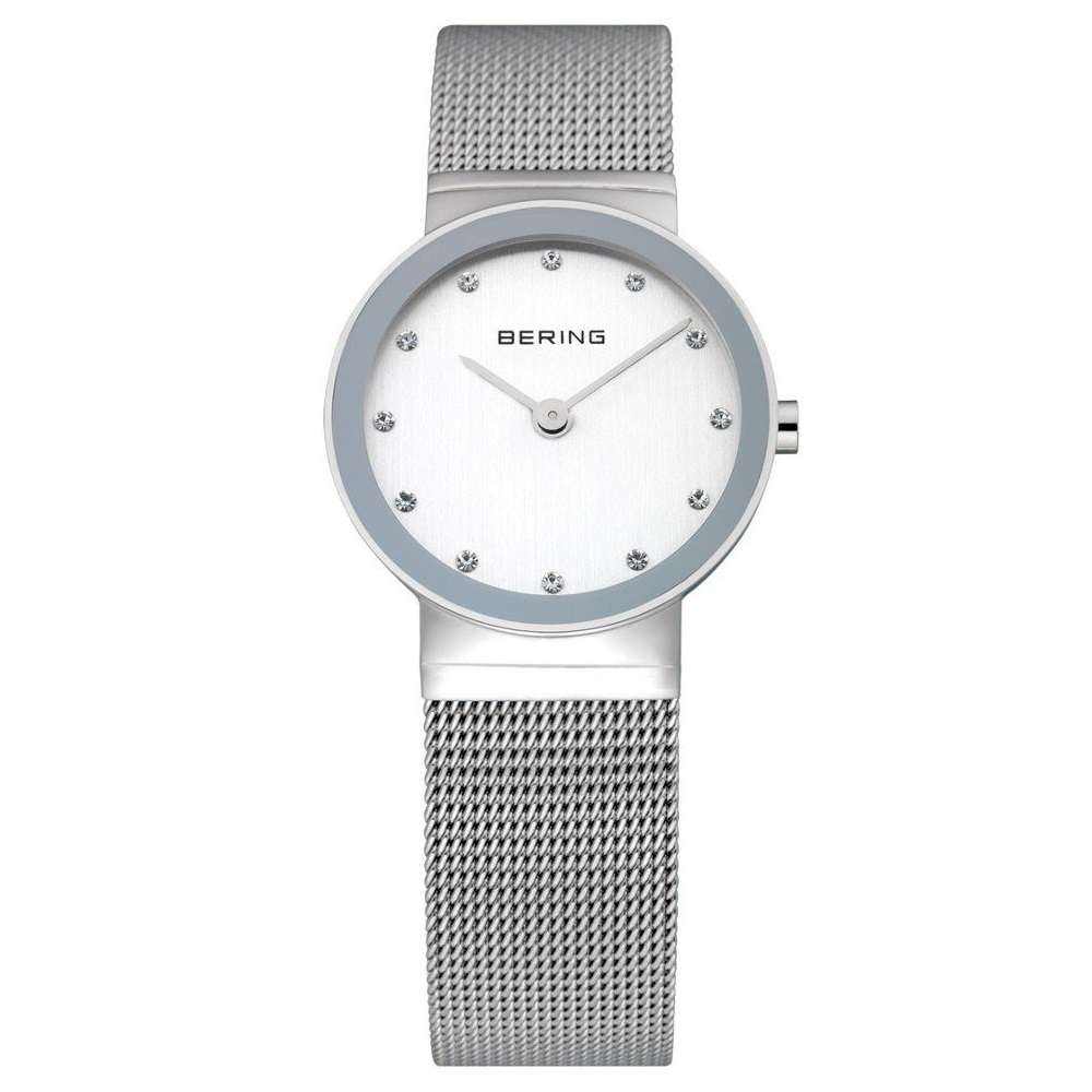 Image of Bering 10126-000 Polished Silver Dameshorloge 12036057