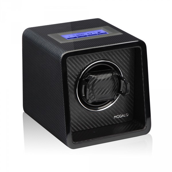 Modalo Saturn MV3 Watchwinder Carbon