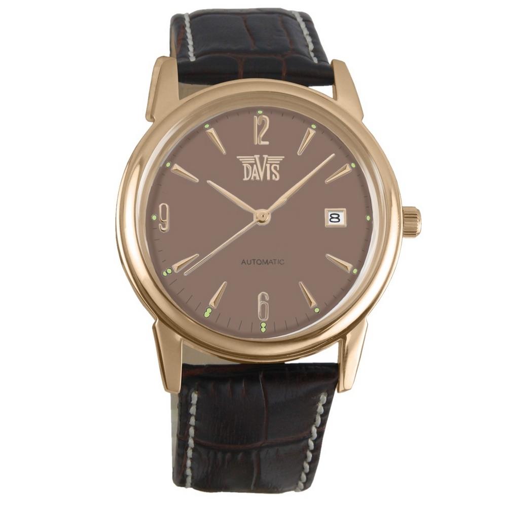 Davis Taylor 1906 Automatic Watch