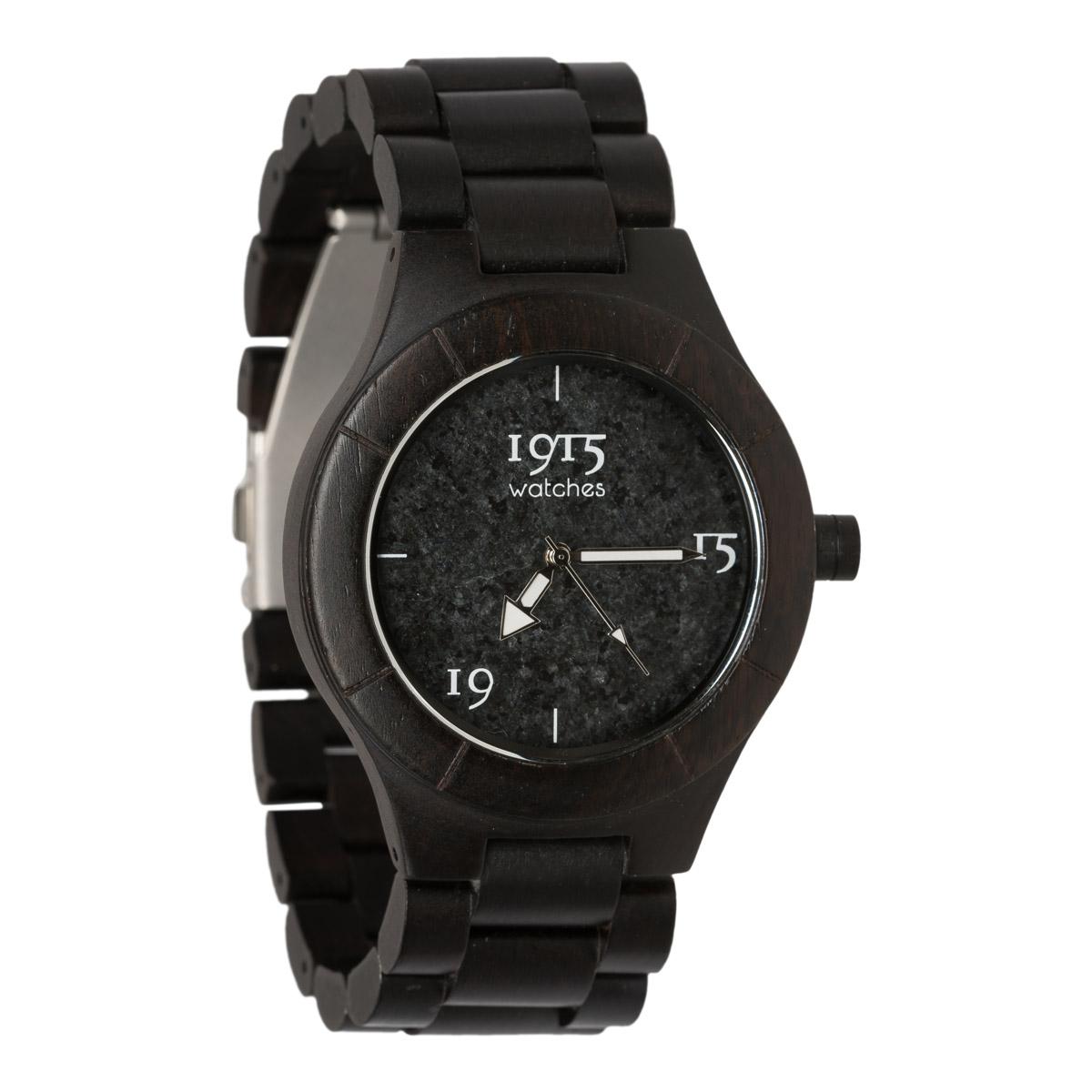 Image of 1915 Watch Elegance Men Grey Stone 46 mm Horloge 12312