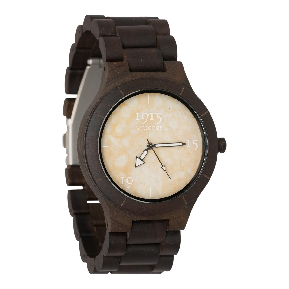 Image of 1915 Watch Elegance Men Rusty Stone 46 mm Horloge 12313