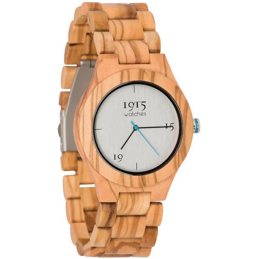 Image of 1915 Watch Milano Men Blue Horloge 46 mm 12283