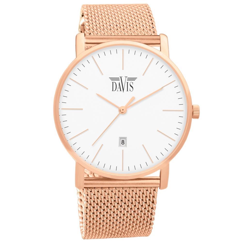 Davis Charles 2042 Horloge 40mm