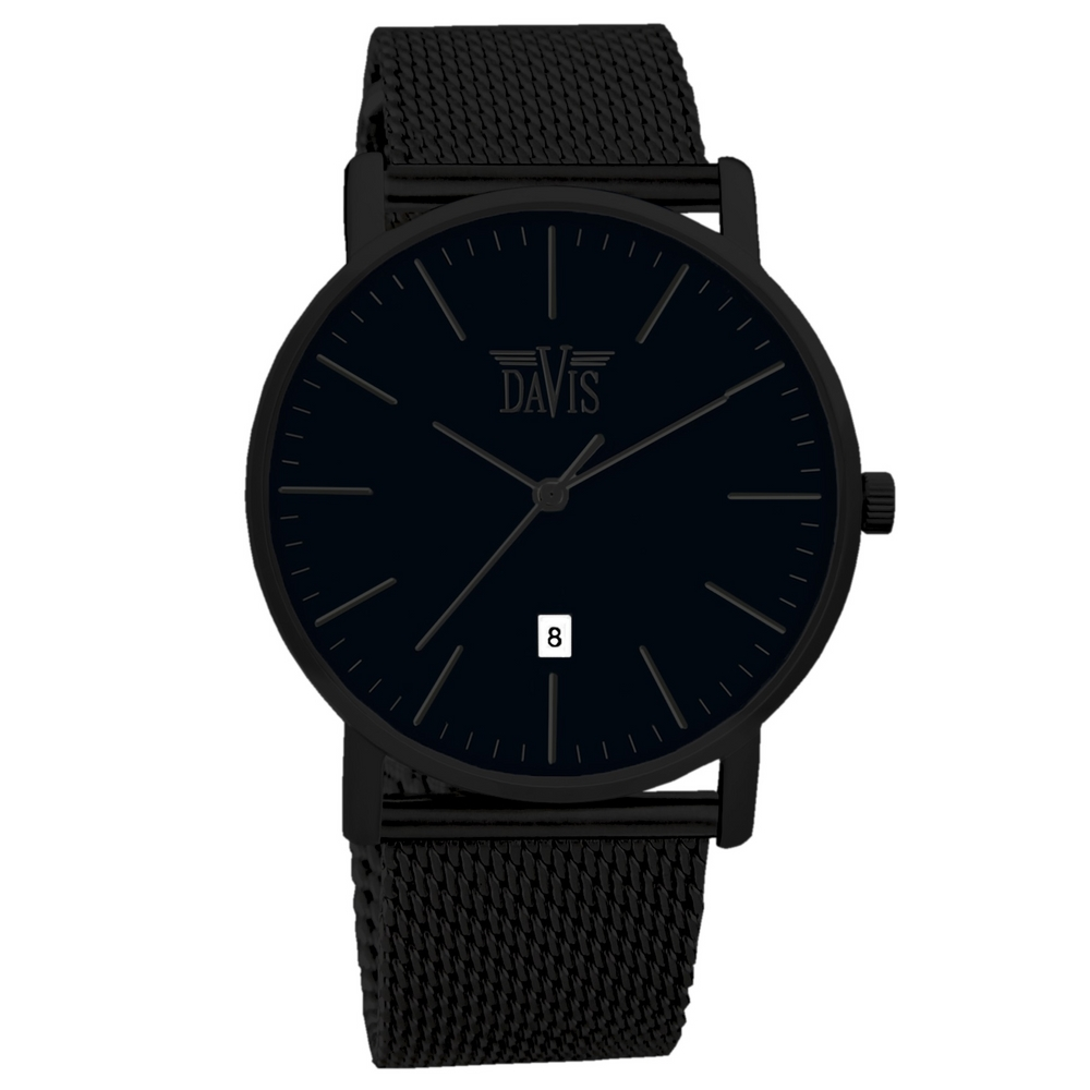 Davis Charles 2046 Horloge 40mm
