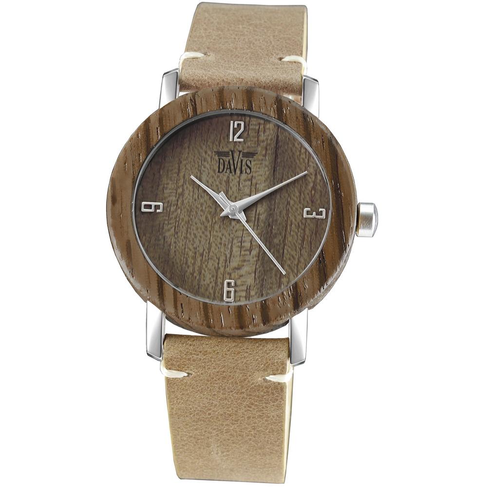 Davis 2131 Timber Watch 36mm