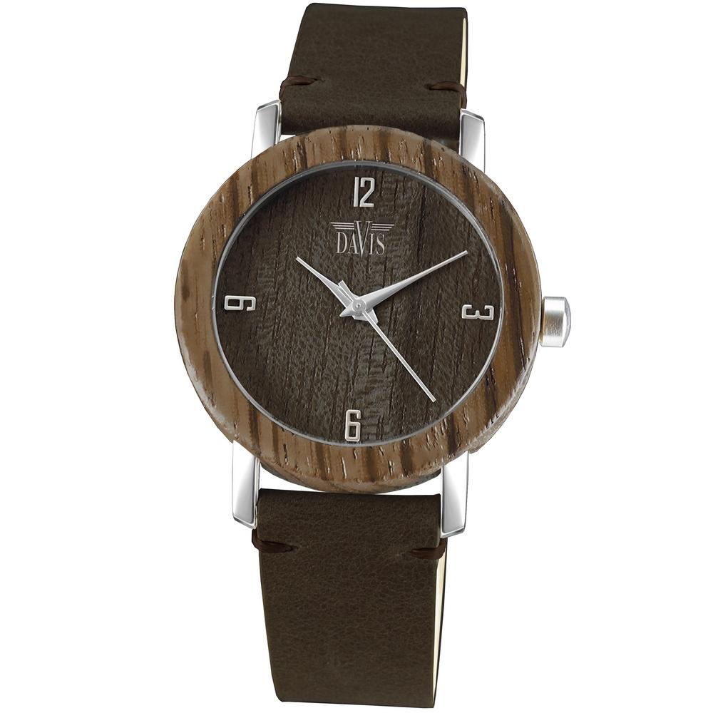 Davis 2232 Timber Watch 42mm