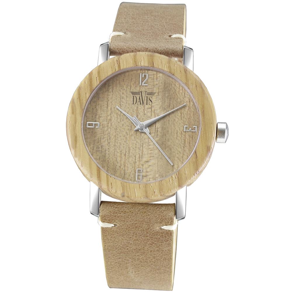 Davis 2133 Timber Watch 36mm