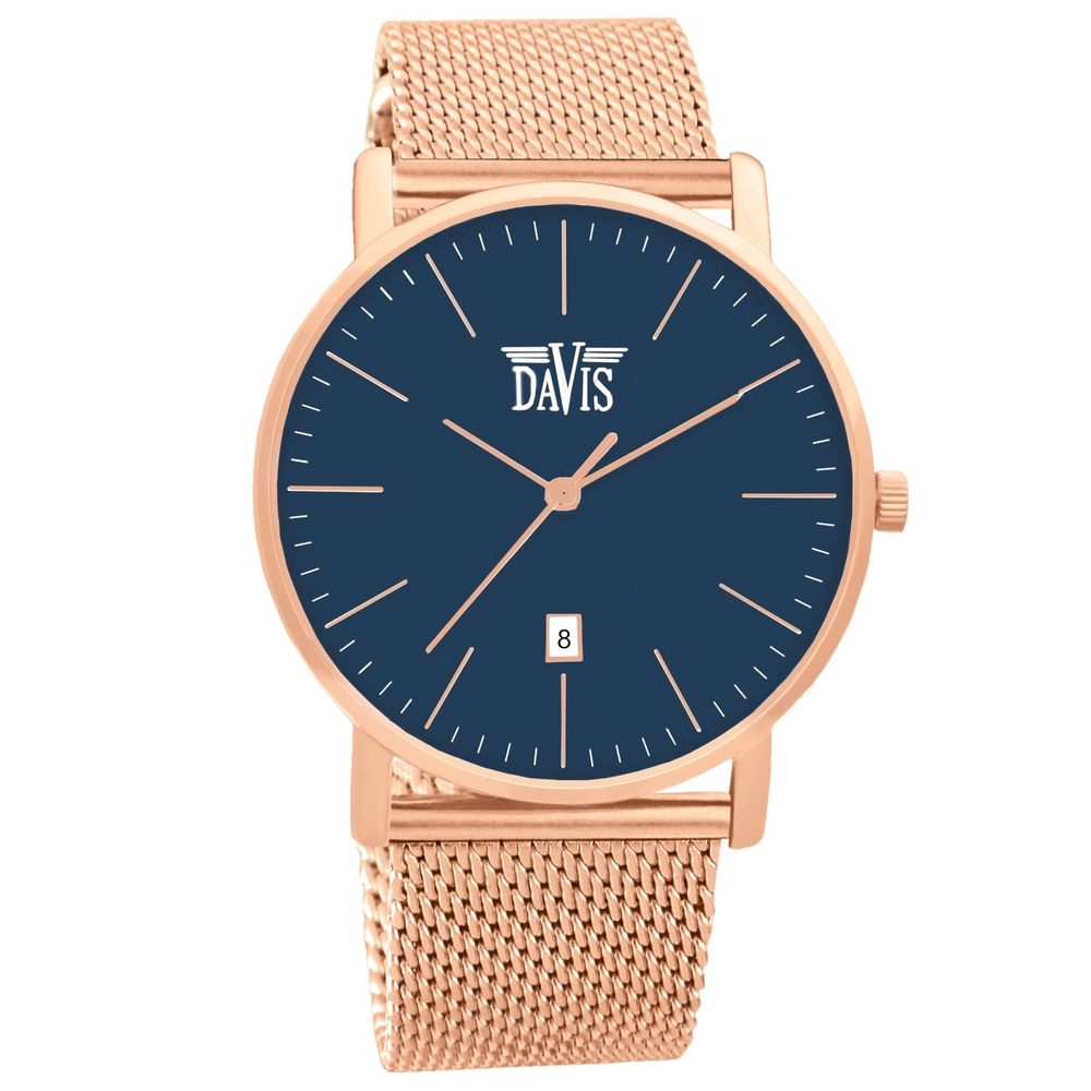 Davis Charles 2142 Horloge 40mm
