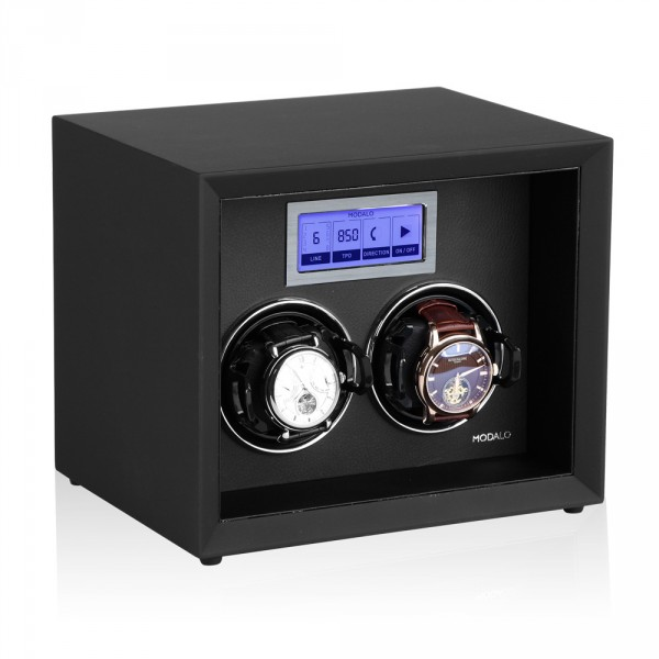 Modalo MV3 Safe Watchwinder voor 2 horloges