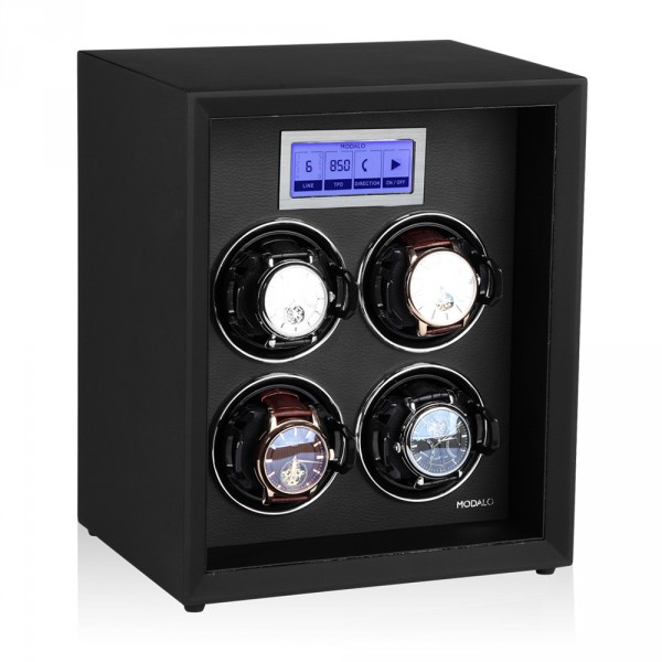 Modalo MV3 Safe Watchwinder voor 4 horloges