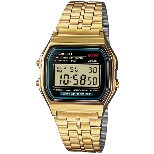 Casio Horloge Collection Retro A159WGEA-1EF