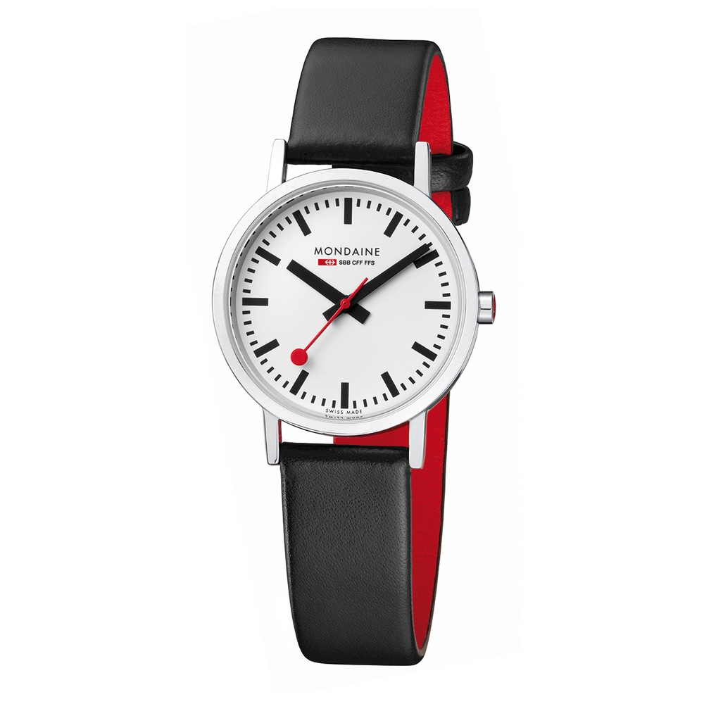 Mondaine Classic 30mm Horloge