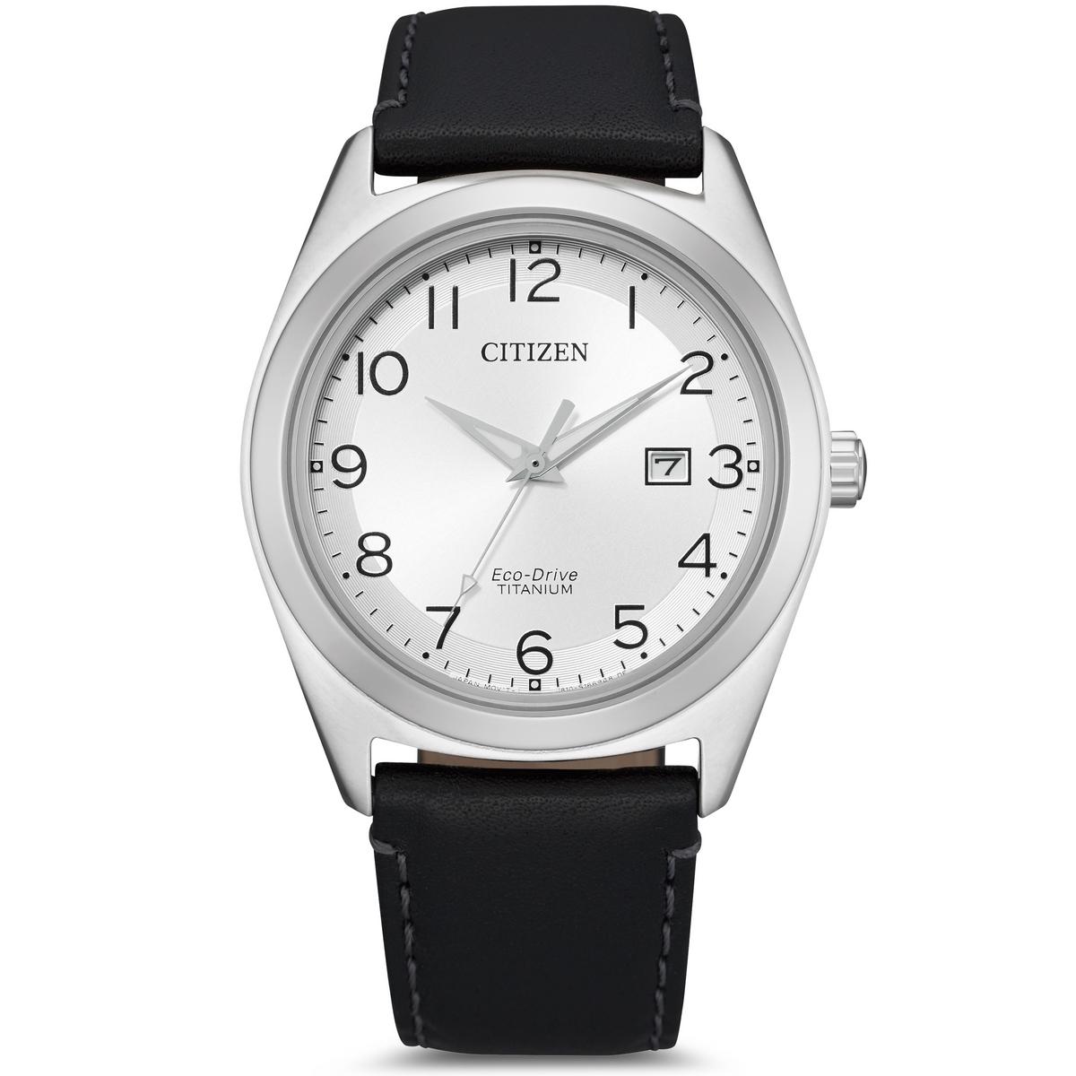 Citizen AW1640-16A Titanium Heren Horloge