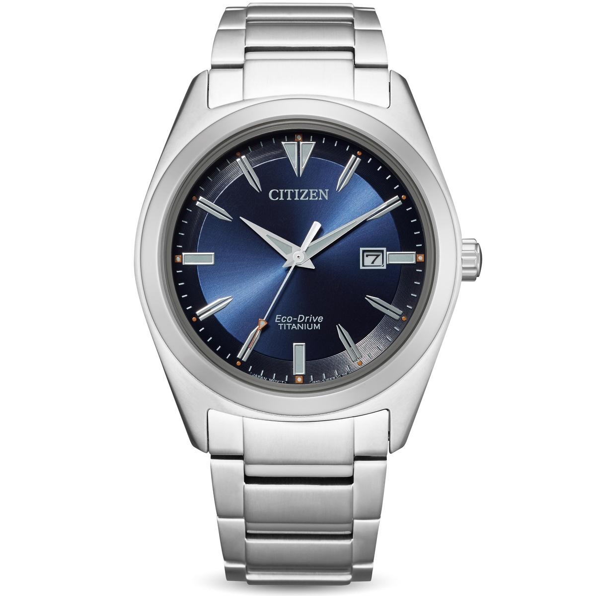 Citizen AW1640-83L Titanium Heren Horloge