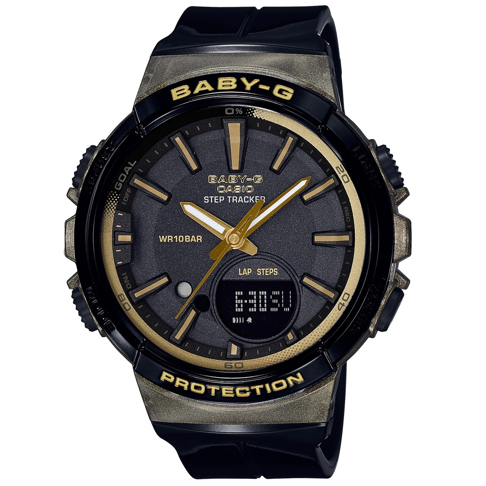 Casio Baby-G BGS-100GS-1AER Steptracker