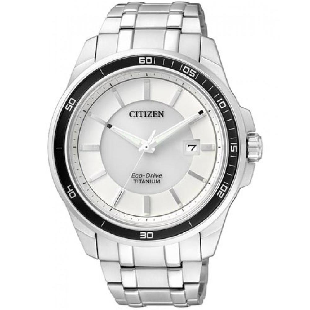 Citizen BM6920-51A Super Titanium Horloge