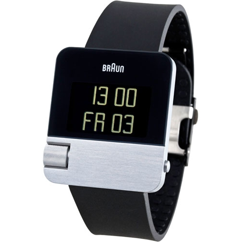 braun prestige digitaal horloge official dealer van braun horloges. Black Bedroom Furniture Sets. Home Design Ideas