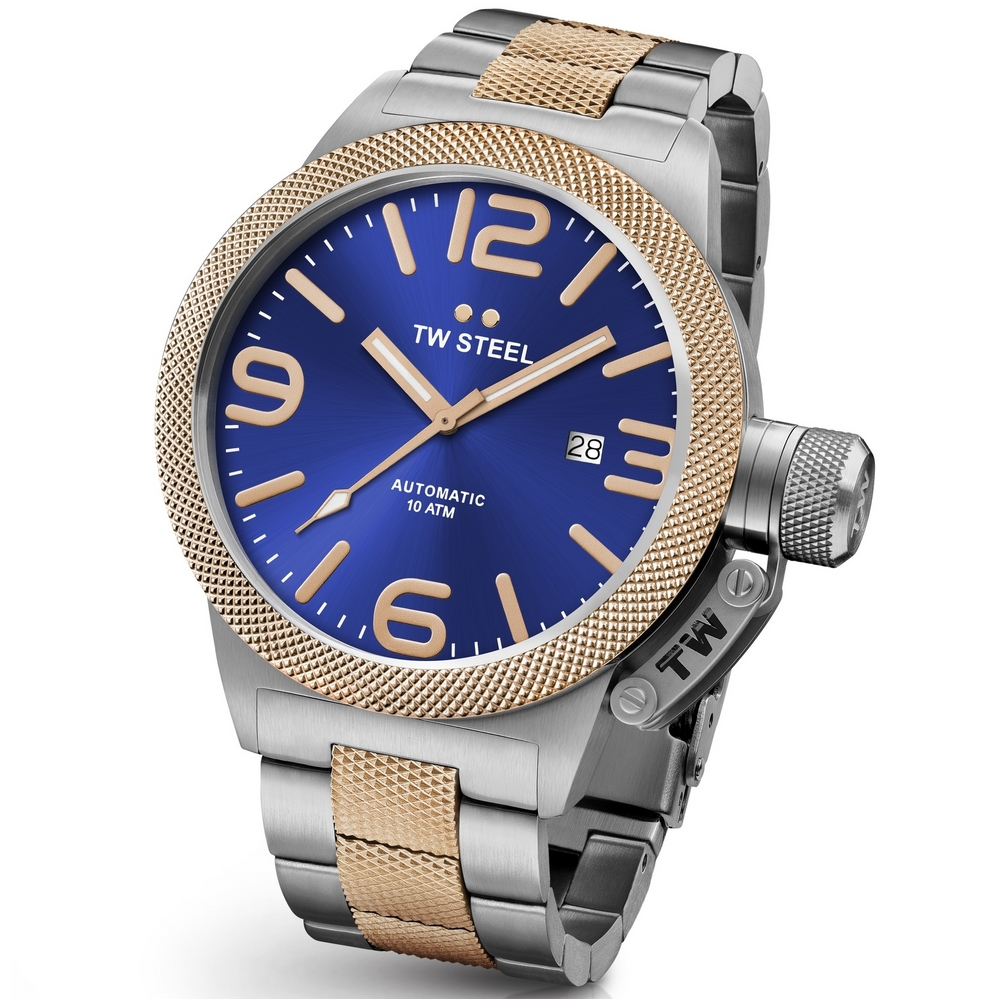 TW Steel Canteen CB145 Bracelet Automatic 45 mm