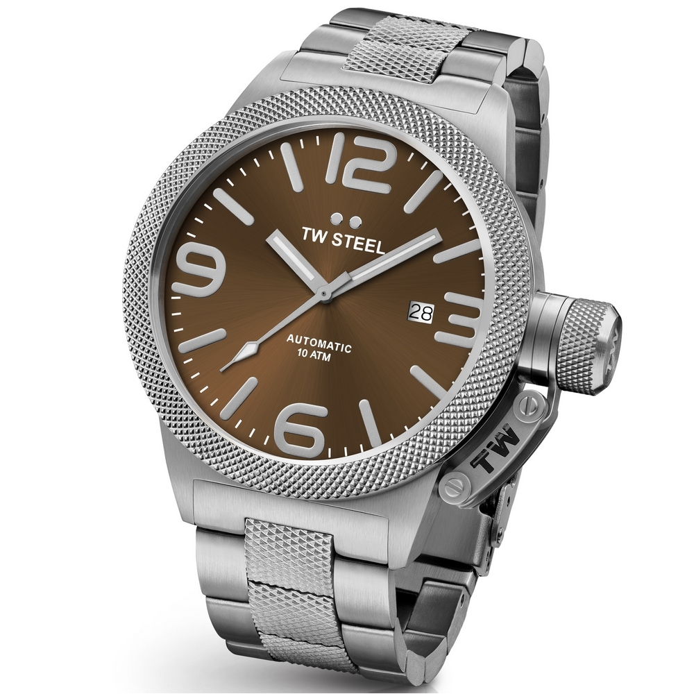 TW Steel Canteen CB26 Bracelet Automatic 50 mm