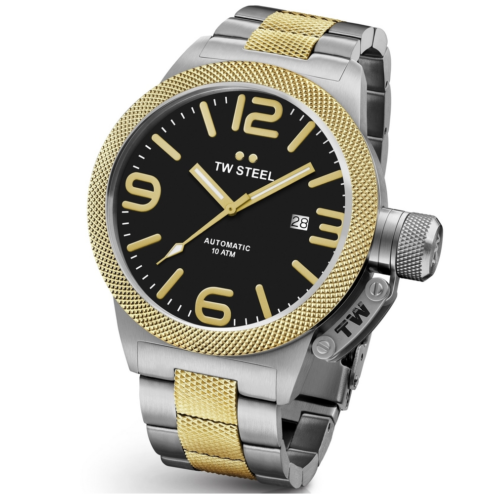 TW Steel Canteen CB45 Bracelet Automatic 45 mm
