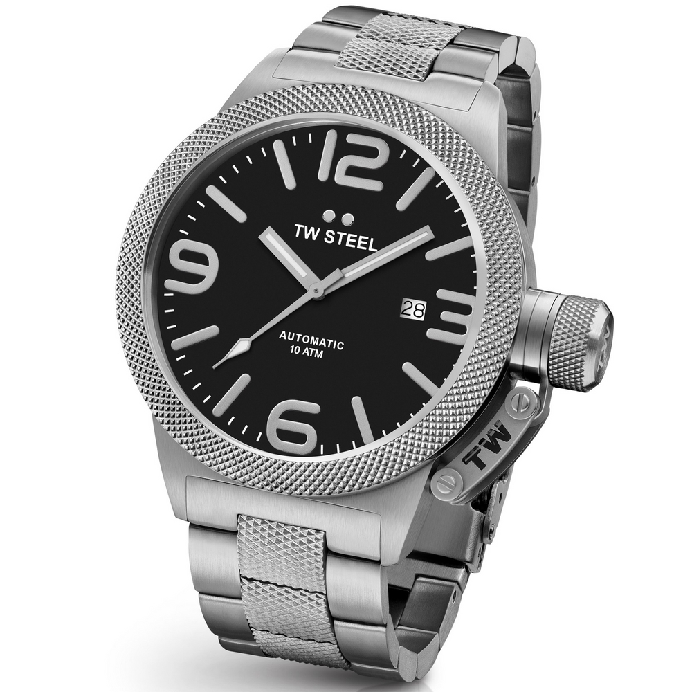 TW Steel Canteen CB5 Bracelet Automatic 45 mm
