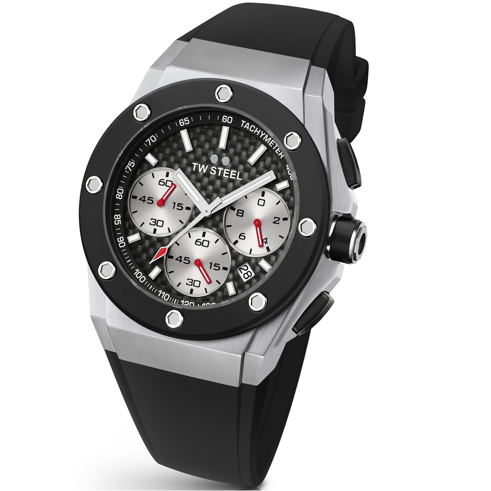 TW Steel CE4019 CEO Tech 44mm David Coulthard