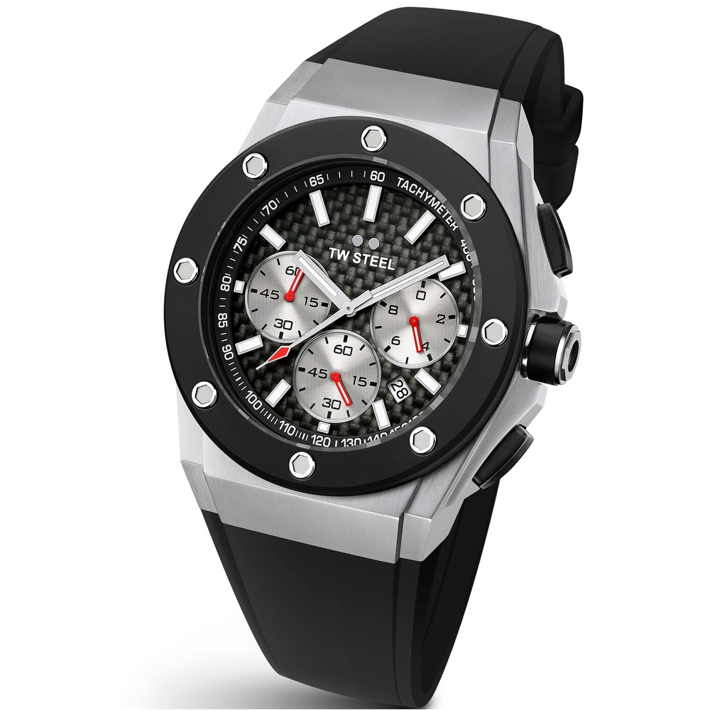 TW Steel CE4020 CEO Tech 48mm David Coulthard
