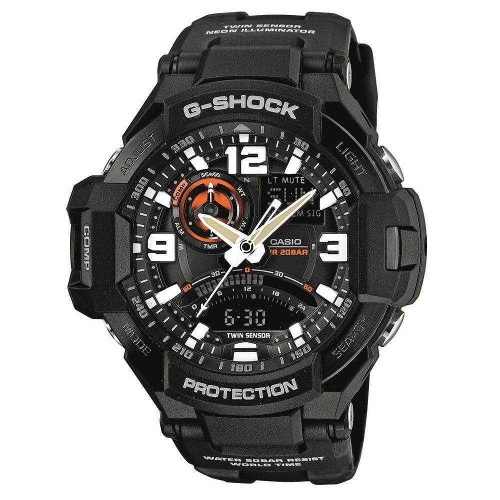 Casio G-Shock GA-1000-1AER Gravitymaster