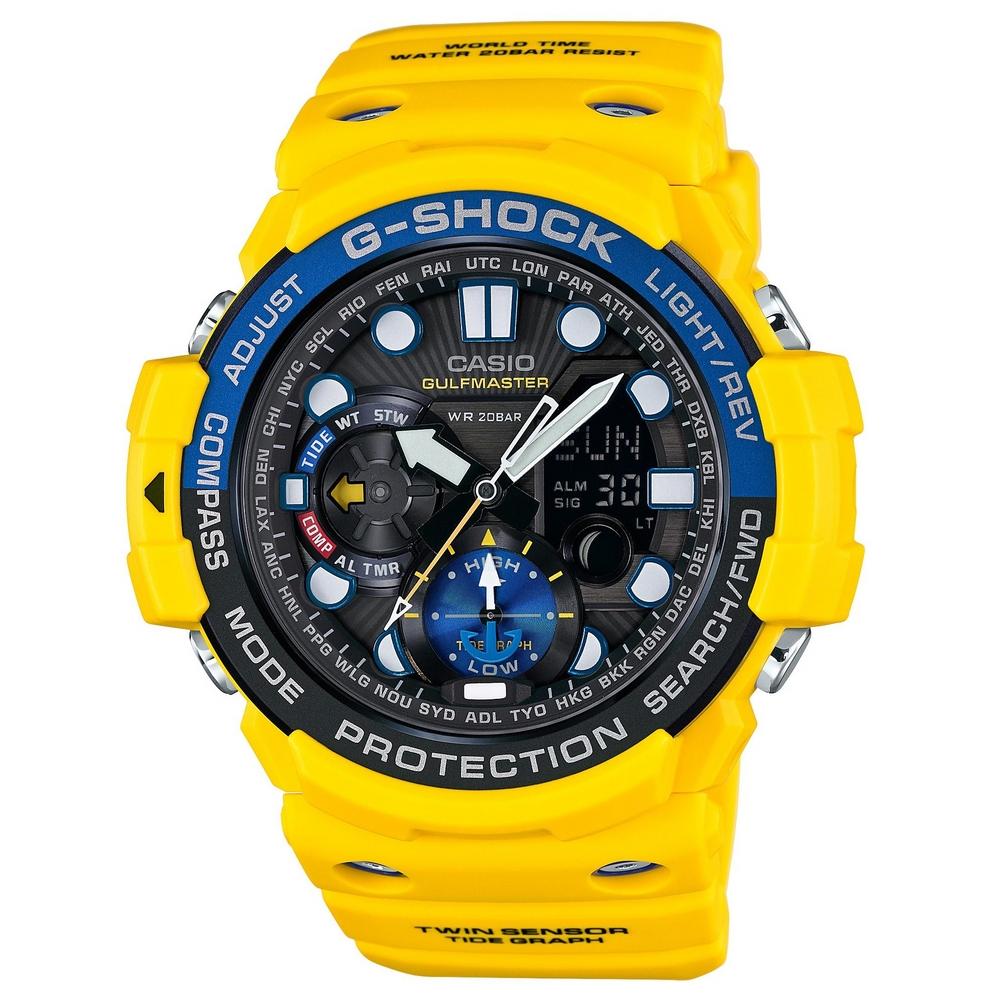 Casio G-Shock GN-1000-9AER Gulfmaster