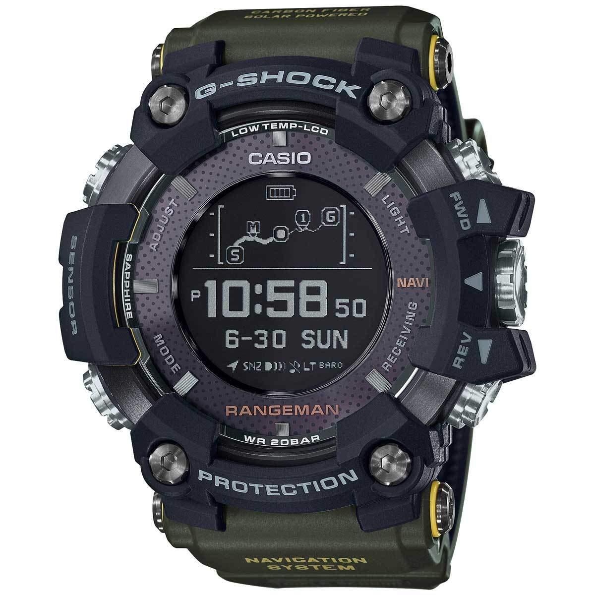 Casio G-SHOCK GPR-B1000-1B Rangeman