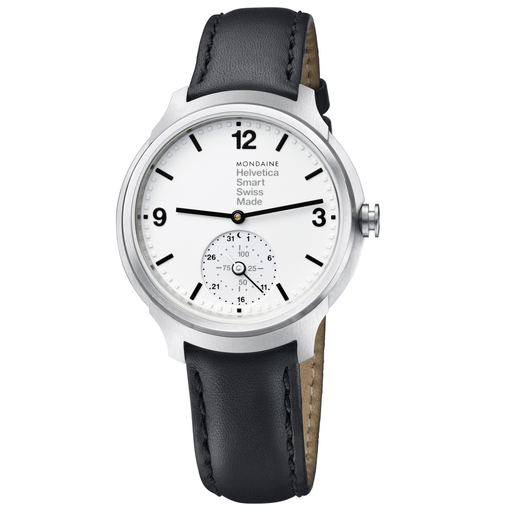 Mondaine Helvetica Smart Analoge Smartwatch