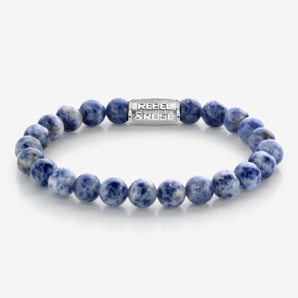 Rebel & Rose Armband RR-80079-S Dutch Delfts Blue S