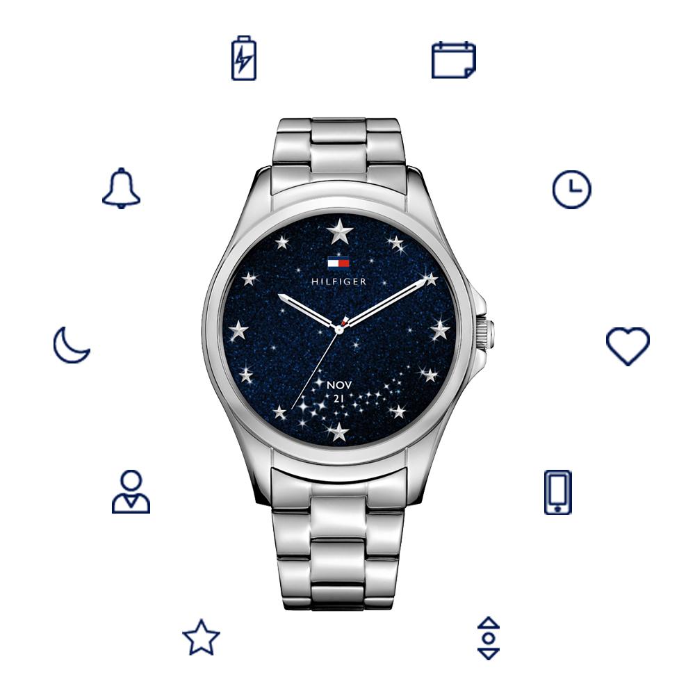 Tommy Hilfiger Smartwatch dameshorloge