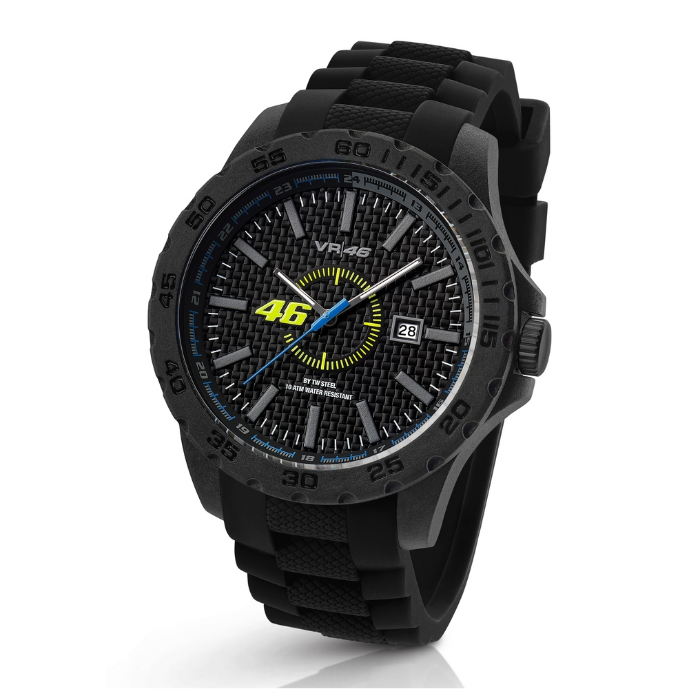 vr46 valentino rossi horloge by tw steel official dealer. Black Bedroom Furniture Sets. Home Design Ideas