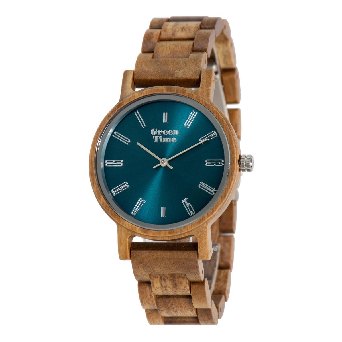 GreenTime ZW052C Horloge Cijfers