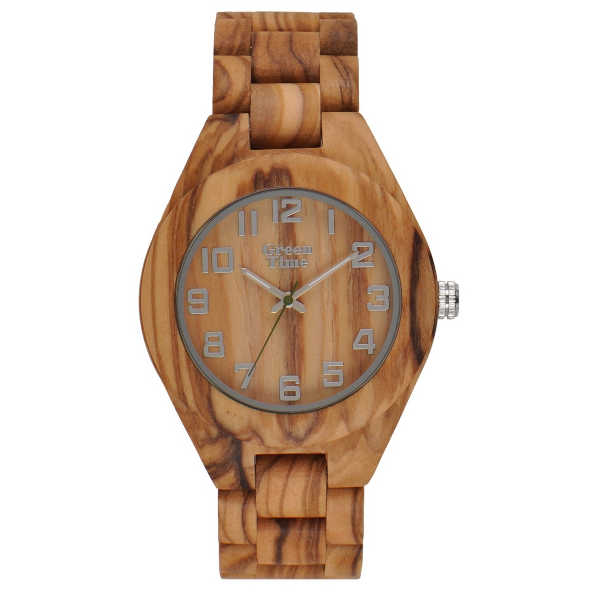 GreenTime ZW058A Horloge 42mm
