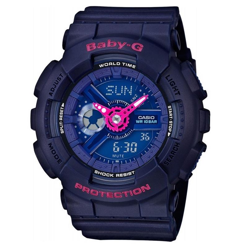 Casio Baby-G BA-110PP-2AER Horloge