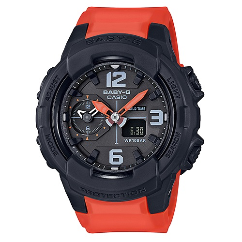 Casio Baby-G BGA-230-4BER Horloge
