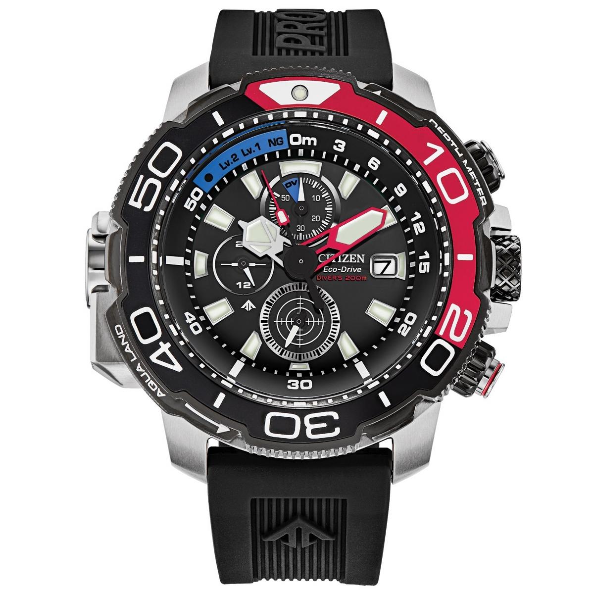 Citizen BJ2167-03E Promaster Marine Horloge