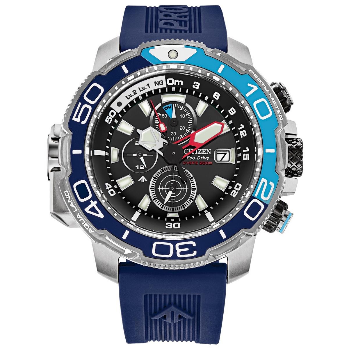 Citizen BJ2169-08E Promaster Marine Horloge