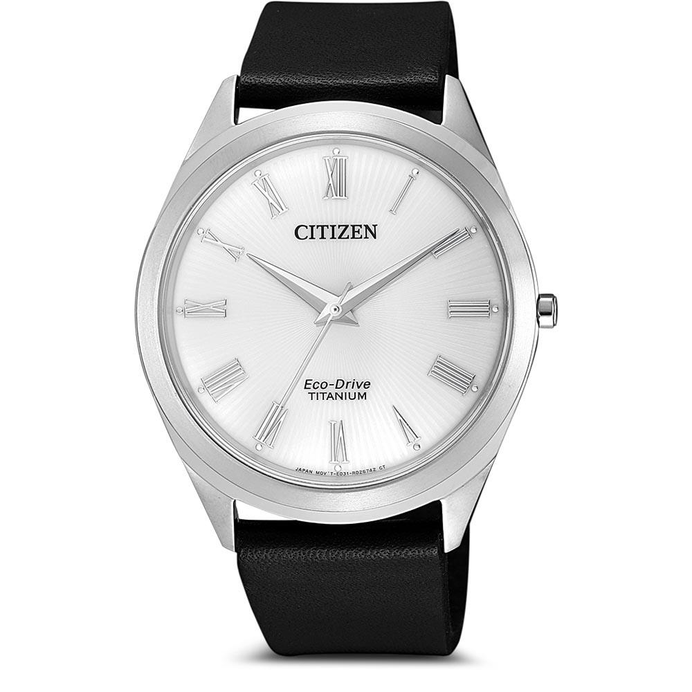 Citizen BJ6520-15A Super Titanium Horloge