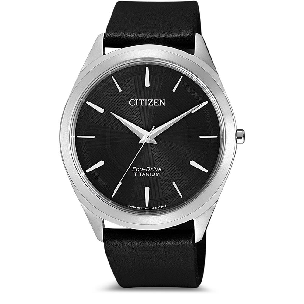 Citizen BJ6520-15E Super Titanium Horloge