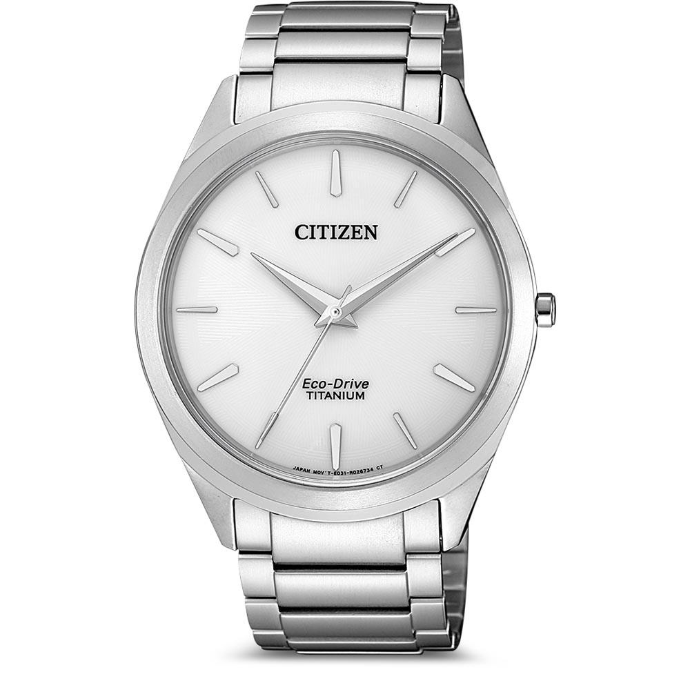 Citizen BJ6520-82A Super Titanium Horloge